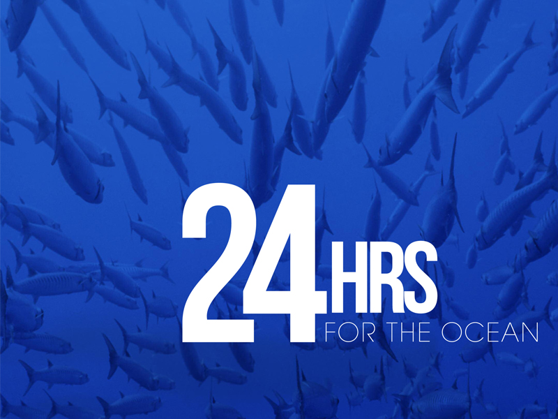 24hrs For The Ocean - Projection en avant-première de