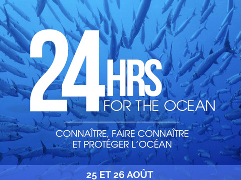 24hrs For The Ocean