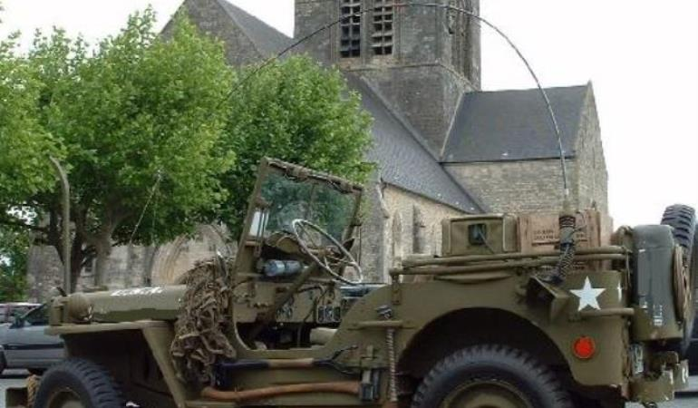 Normandy Jeep Tours  (8)